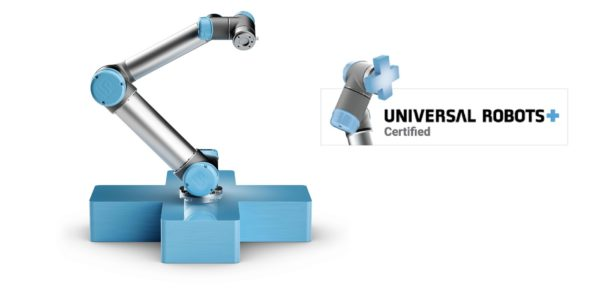 ifm vision system for Universal Robots available