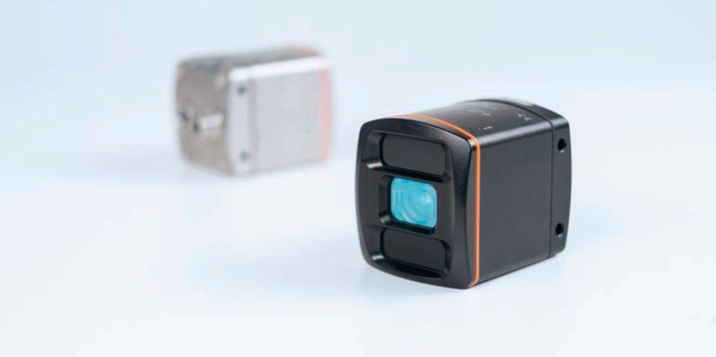 ifm O3D 3D-Sensoren