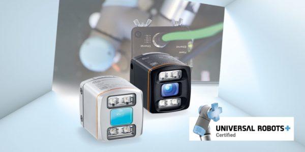ifm-Vision-System für Universal Robots verfügbar