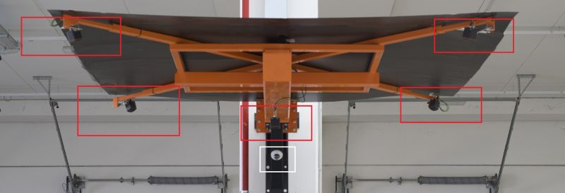 Application example - O3D for static volume measurement